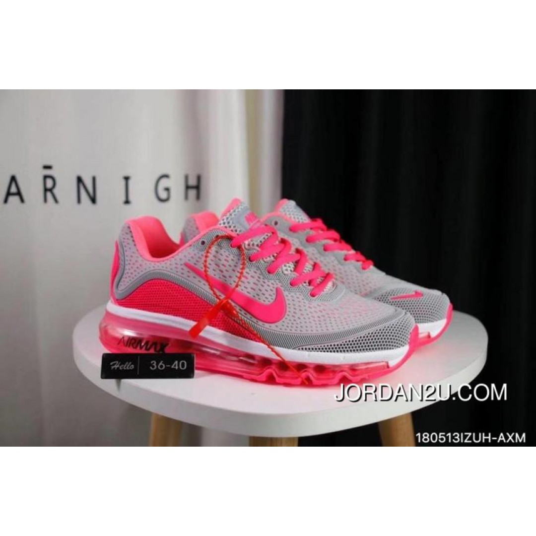 0d5f4792f8 Nike Air Max 2017.5 36-40 Women Grey Pink For Sale, Price: $88.62 ...