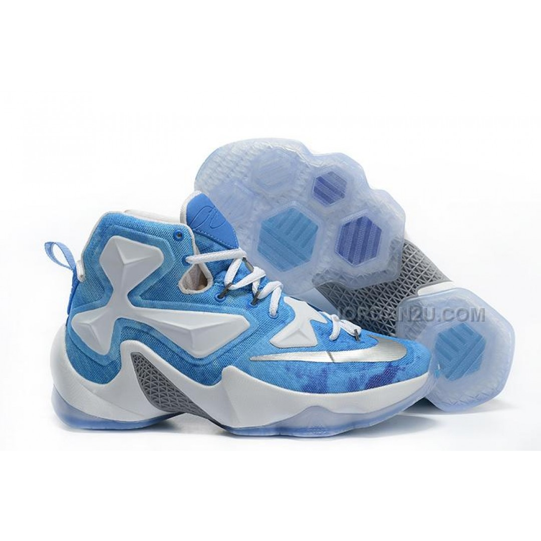 Lebron James  Shoes White
