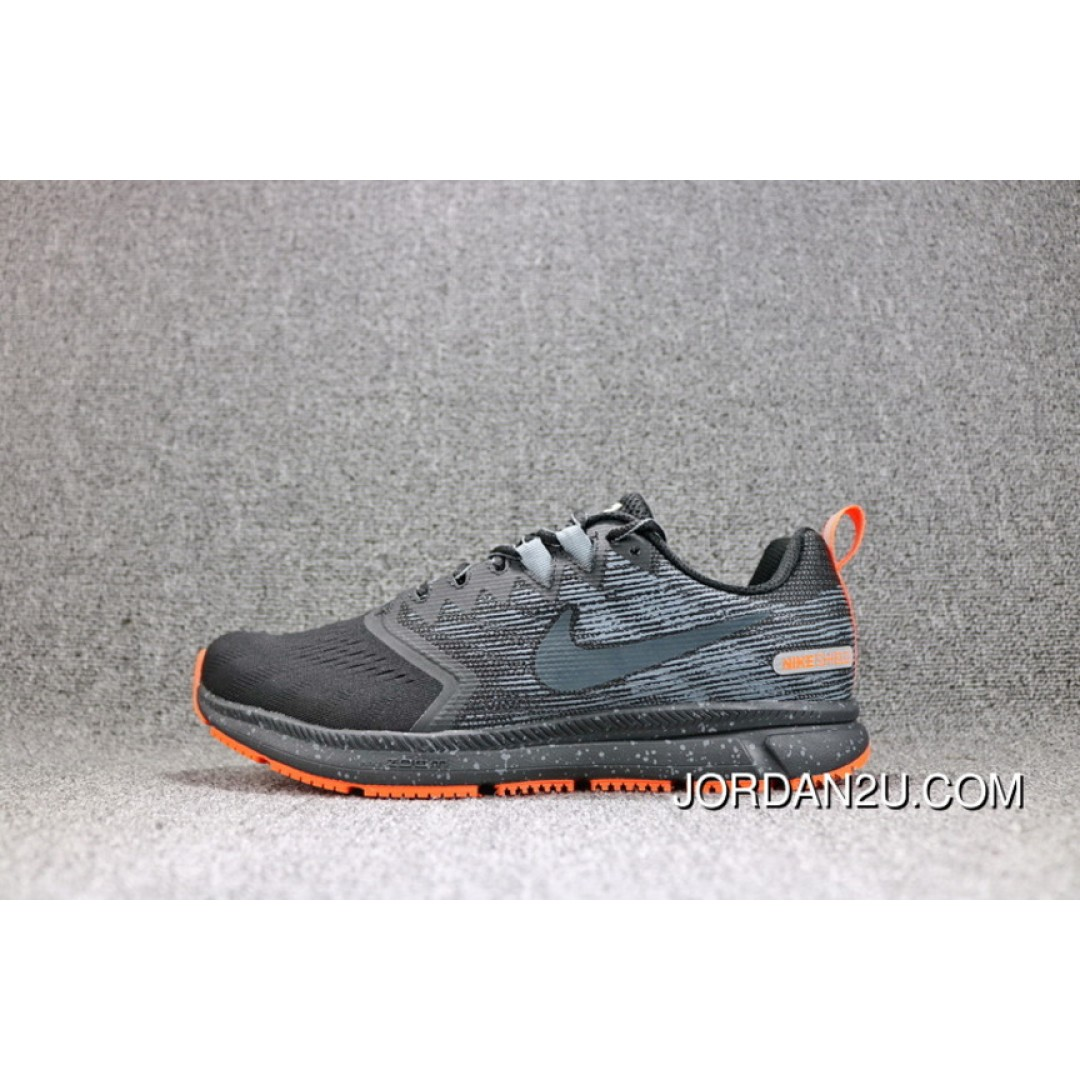 Nike ZOOM SPAN2 LUNAREPIC Small Apple 2 Running Shoes Men Shoes 921703001 New Release